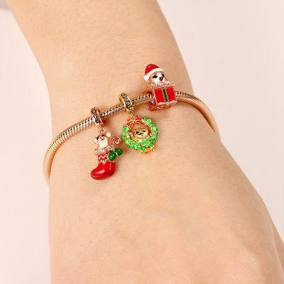 Pulsera de regalo de Navidad