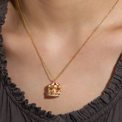 Collar Merry-go-round