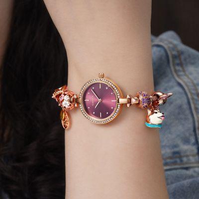 Reloj Personalizado con Charm