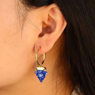 Triángulo Azul Aro